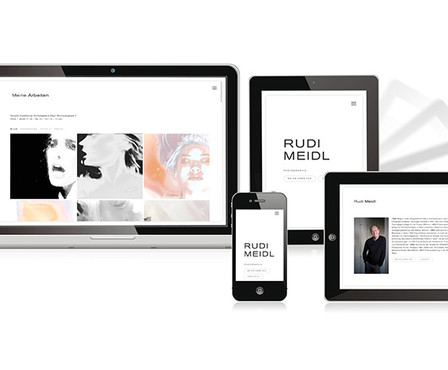 Rudi Meidl Website
